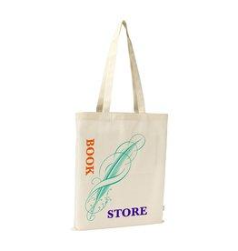 Boodschappentas relatiegeschenk Boodschappentas Organic Cotton Shopper 140 g/m² tas CL0852