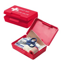 EHBO geschenken bedrukken First Aid Kit Box Small EHBO box CL0832