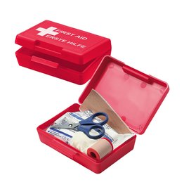 EHBO geschenken relatiegeschenk First Aid Kit Box Small EHBO box CL0832