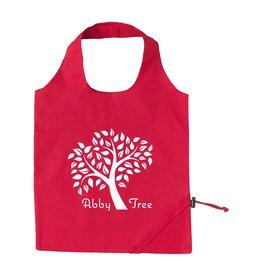 Opvouwbare boodschappentas bedrukken Strawberry Cotton opvouwbare tas CL0784