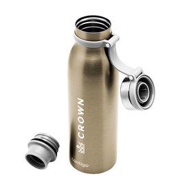 Thermosflessen bedrukken Contigo® Matterhorn Metallic 590 ml drinkfles 1306