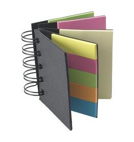 Notitieboekjes bedrukken Memo notitieboekje CL0587