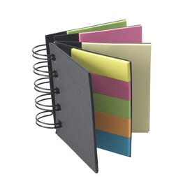 Notitieboekjes bedrukken als relatiegeschenk Memo notitieboekje