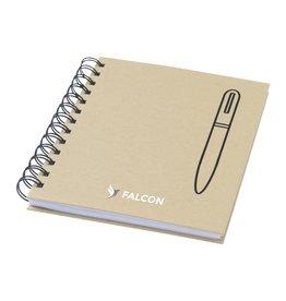 Notitieboekjes relatiegeschenk Notitieboekje magica notebook