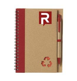 Notitieboekjes relatiegeschenk Notitieboekje recyclenote L