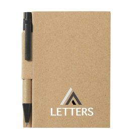 Notitieboekjes bedrukken Notitieboekje recyclenote S