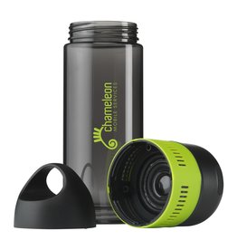 Waterflessen bedrukken BottleBeatz Tritan 2-in-1 drinkfles 500 ml met speaker CL0779