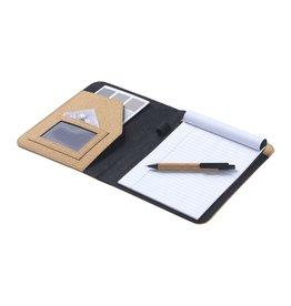 Schrijfmappen bedrukken Eco Conference Cork A5 schrijfmap 5644