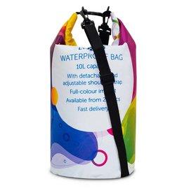 Strandtassen bedrukken Custommade waterafstotende tas 10L