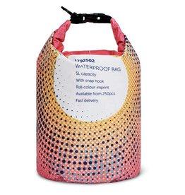 Strandtassen bedrukken Custommade waterafstotende tas 5L