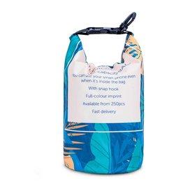 Strandtassen bedrukken Custommade waterafstotende tas 2,5L