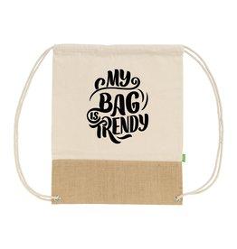 Rugzakken relatiegeschenk Combi Organic Backpack rugzak 1173