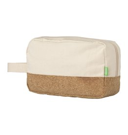 Toilettassen bedrukken ECO Cork Cosmetic Bag toilettas 1249