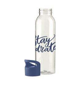 Waterflessen bedrukken als relatiegeschenk Waterfles Sirius Glass 480 ml