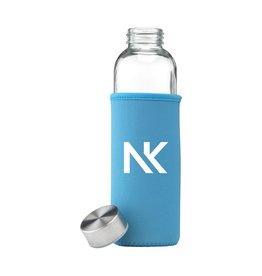Waterflessen bedrukken als relatiegeschenk Waterfles Senga Glass 500 ml 1261