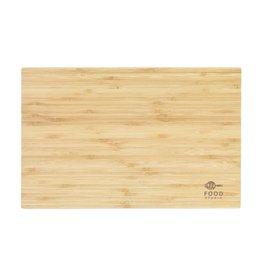 Keukengerei relatiegeschenk Bocado Board bamboe snijplank 1157