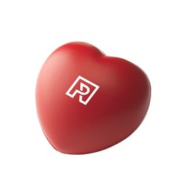 Anti-stress items bedrukken Anti Stress Heart stressbal 1158