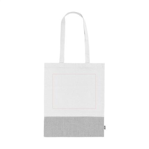 Schoudertassen relatiegeschenk Combi Organic Shopper (160 g/m²) tas 1177