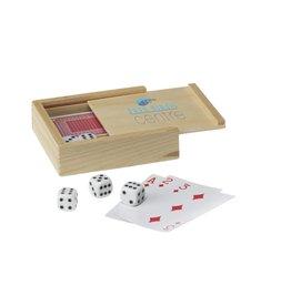 KINDERGESCHENKEN bedrukken Dice & Play spel 3857