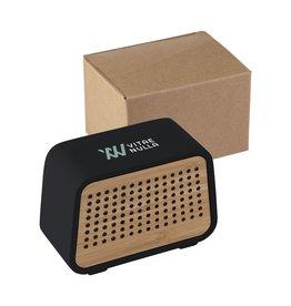 Speakers bedrukken als relatiegeschenk Magnus Stone ECO Wireless Speaker draadloze speaker 5894