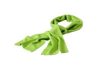 Sjaal en handschoenen bedrukken