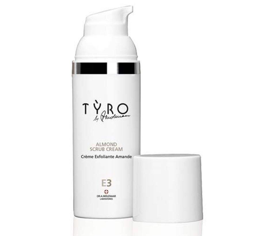 Tyro Almond Scrub Cream 50ml