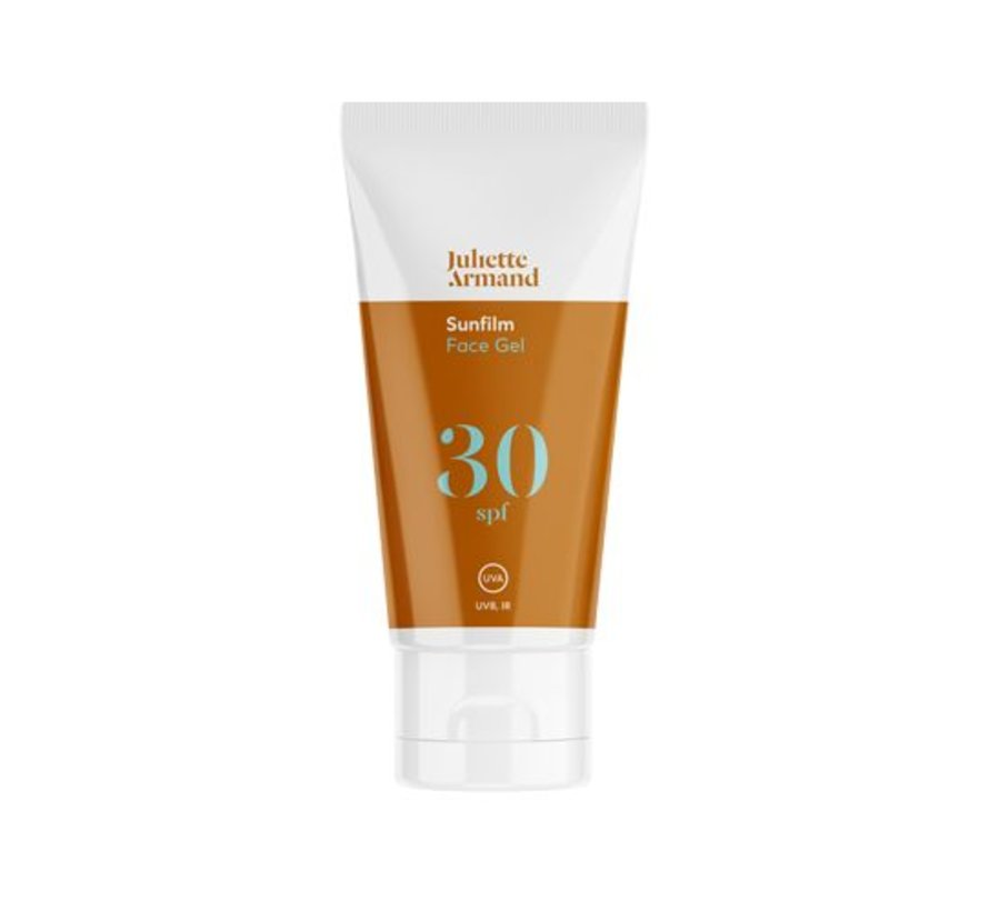Juliette Armand Sunfilm Face Gel SPF30 55ml