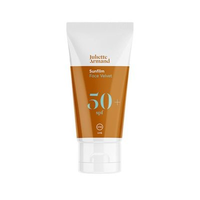 Juliette Armand Sunfilm Face Velvet SPF50 55ml