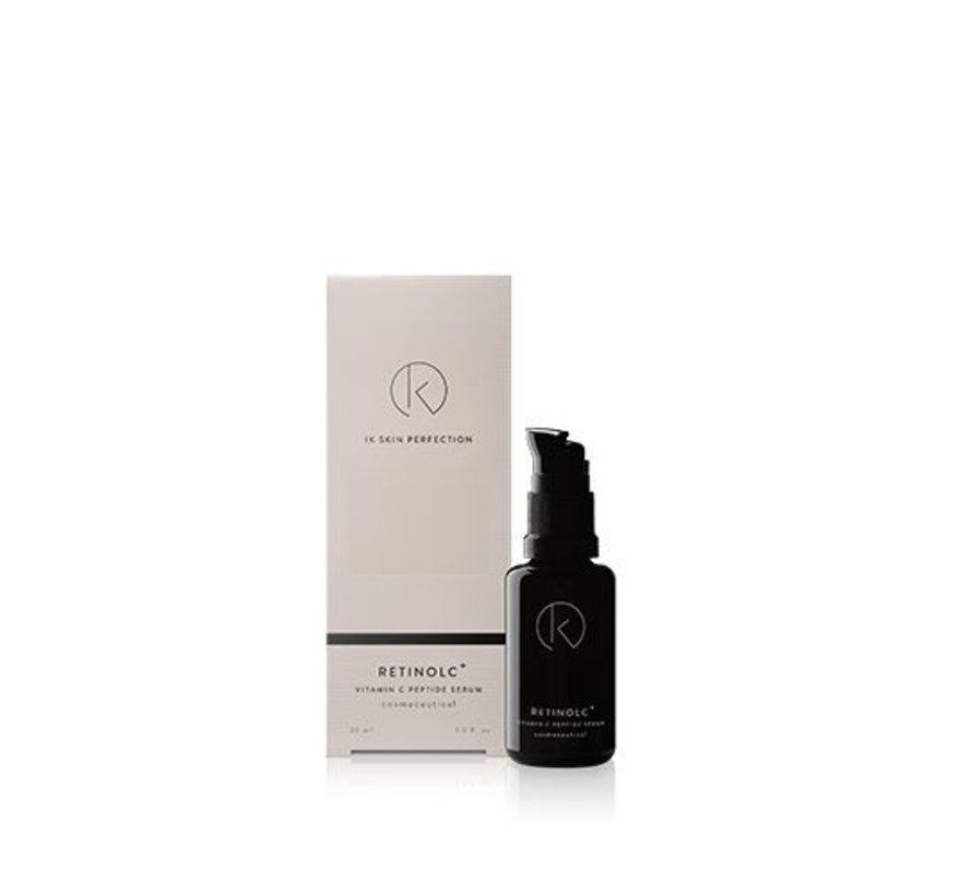 Ik Skin Perfection RETINOLC+ | Vitamine C Peptide Serum 30ml