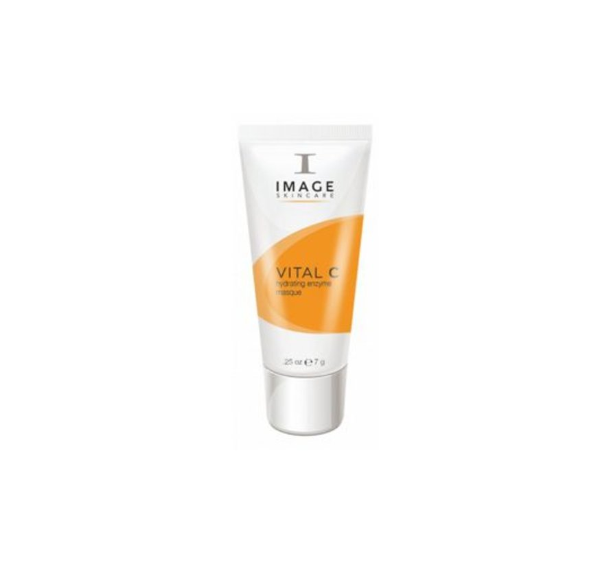 Image Skincare Miniatuur Vital C -  Hydrating Enzyme Masque 7gr