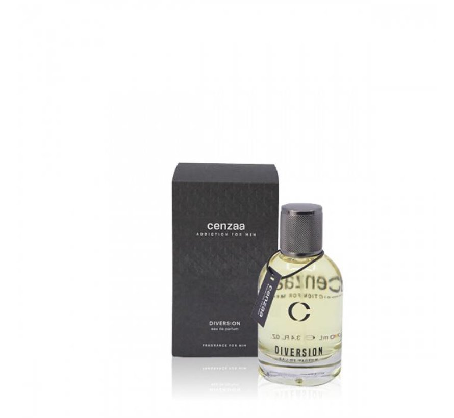 Cenzaa Diversion Eau de Parfum For Men 100ml