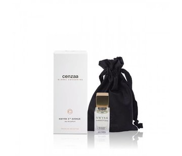 Cenzaa Cenzaa NWYRK Glamorous 5th Aventue Eau de Parfum 15ml