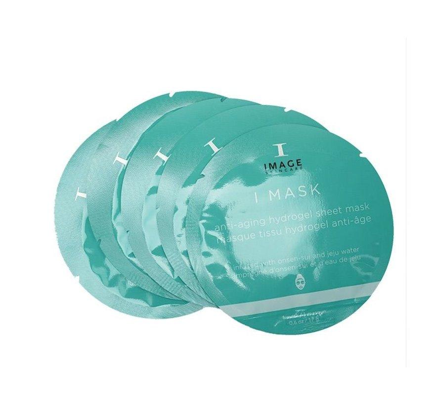 Image Skincare I Mask - Anti-aging Hydrogel Sheet Mask 5 pack