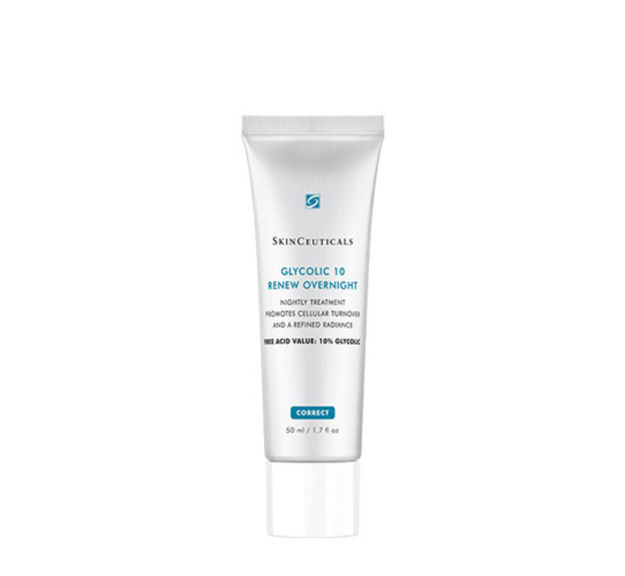 SkinCeuticals Glycolic 10 Renew Overnight 50ml