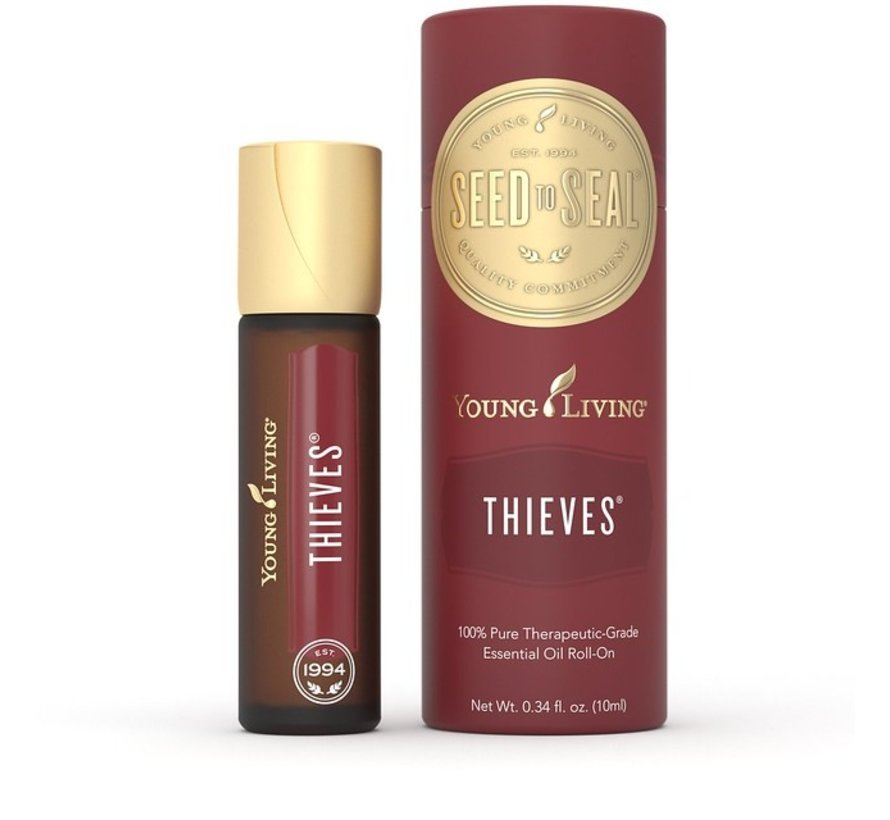 Young Living Thieves Roll On 10ml