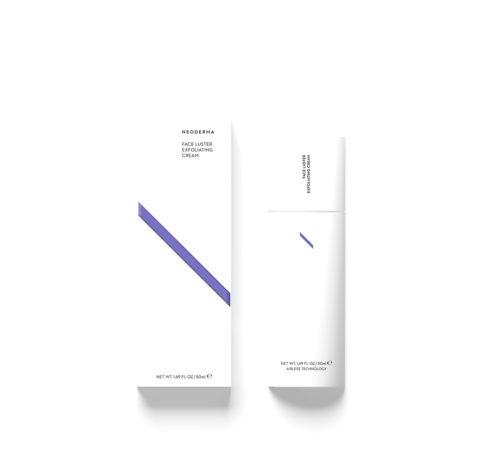 Neoderma  Neoderma Face Luster Exfoliating Cream 50ml