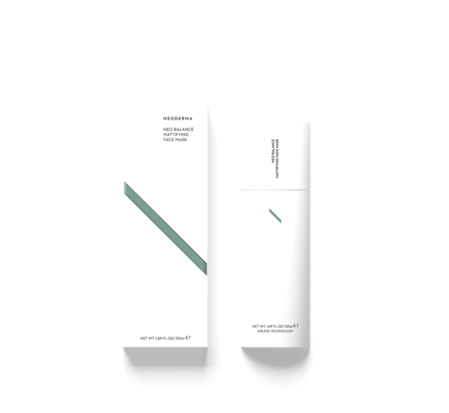 Neoderma  Neoderma Neo-Balance Mattifying Face Mask 50ml