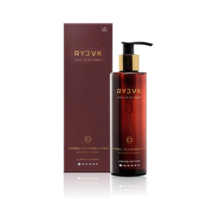 Cenzaa RYJVK Thermal Cleansing Foam 200ml