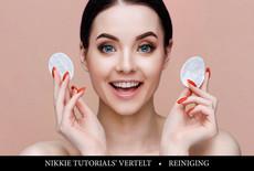Nikkietutorials vertelt: Gezichtsreiniging van de normale tot vette huid