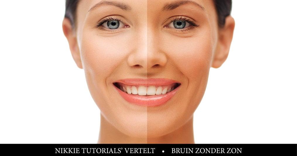 NikkieTutorials vertelt: Bruin zonder zon, DIY Tanning
