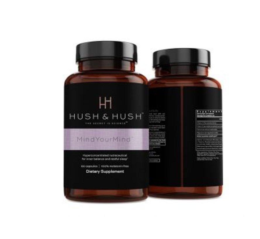Hush & Hush MindYourMind 60st