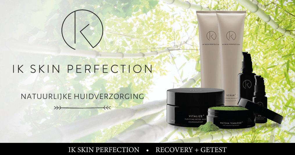 24 uur milde verzorging met IK Skin Perfection RECOVER+
