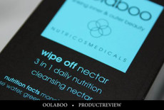 Review: Oolaboo Wipe Off 3 in 1 reiniging