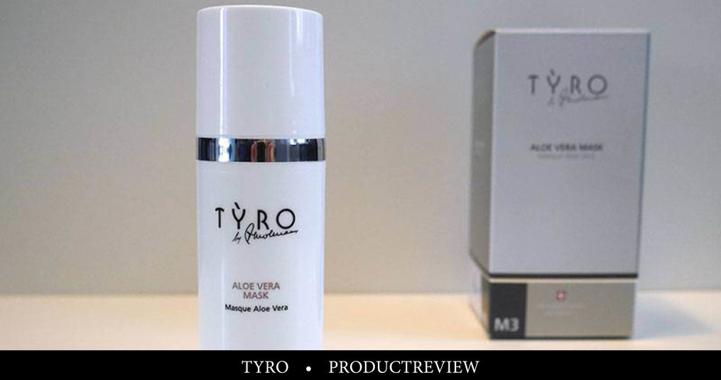 Review: Tyro Aloe Vera Mask