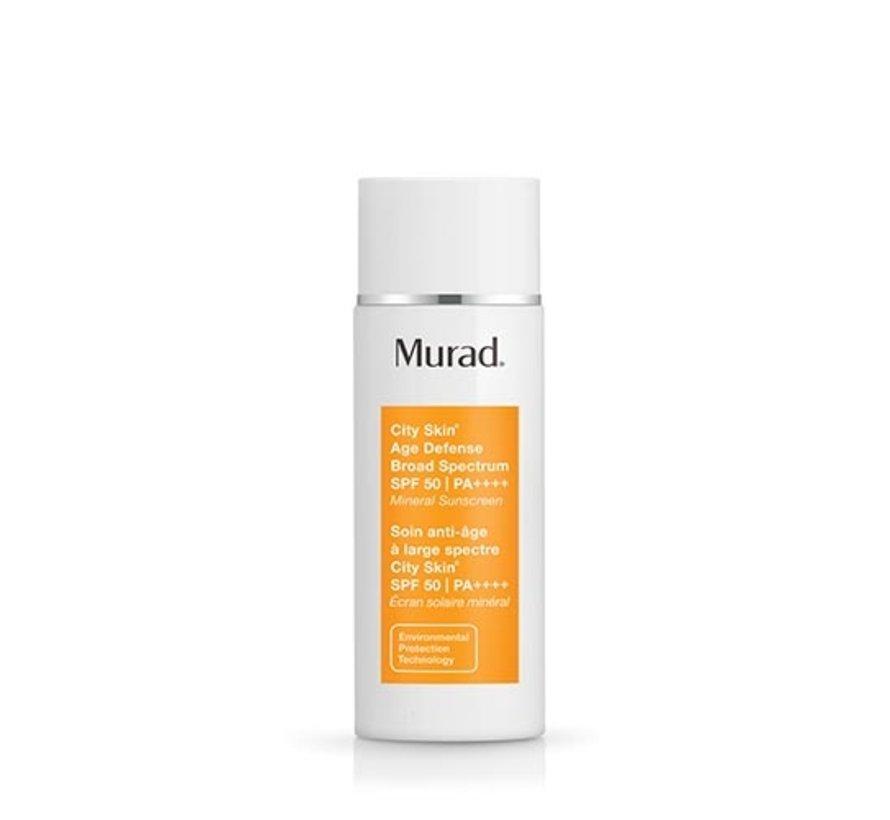 Murad City Skin Age Defense Broad Spectrum SPF50 PA++++ 50ml