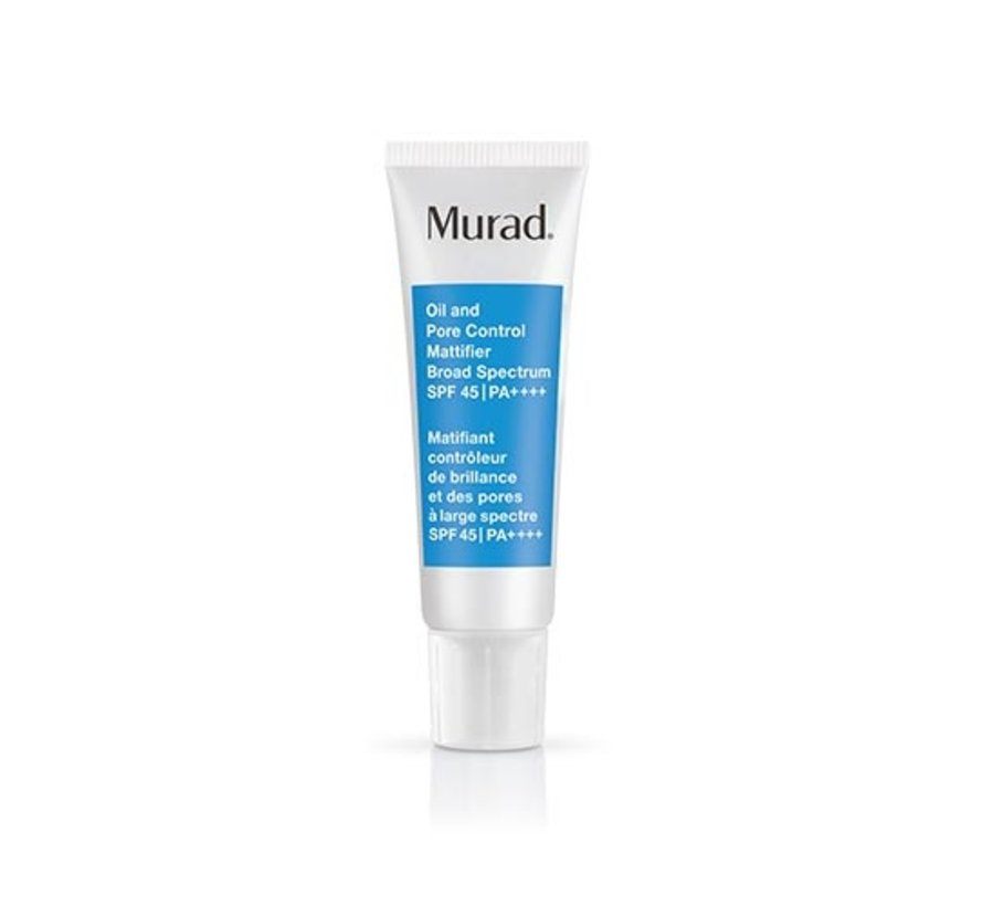 Murad Oil-Control and Pore Control Mattifier SPF45 50ml