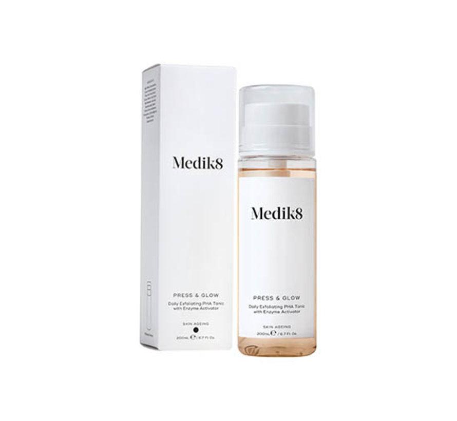 Medik8 Press & Glow Toner 200ml