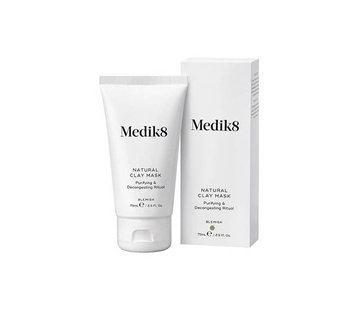 Medik8 Medik8 Natural Clay Mask 75ml