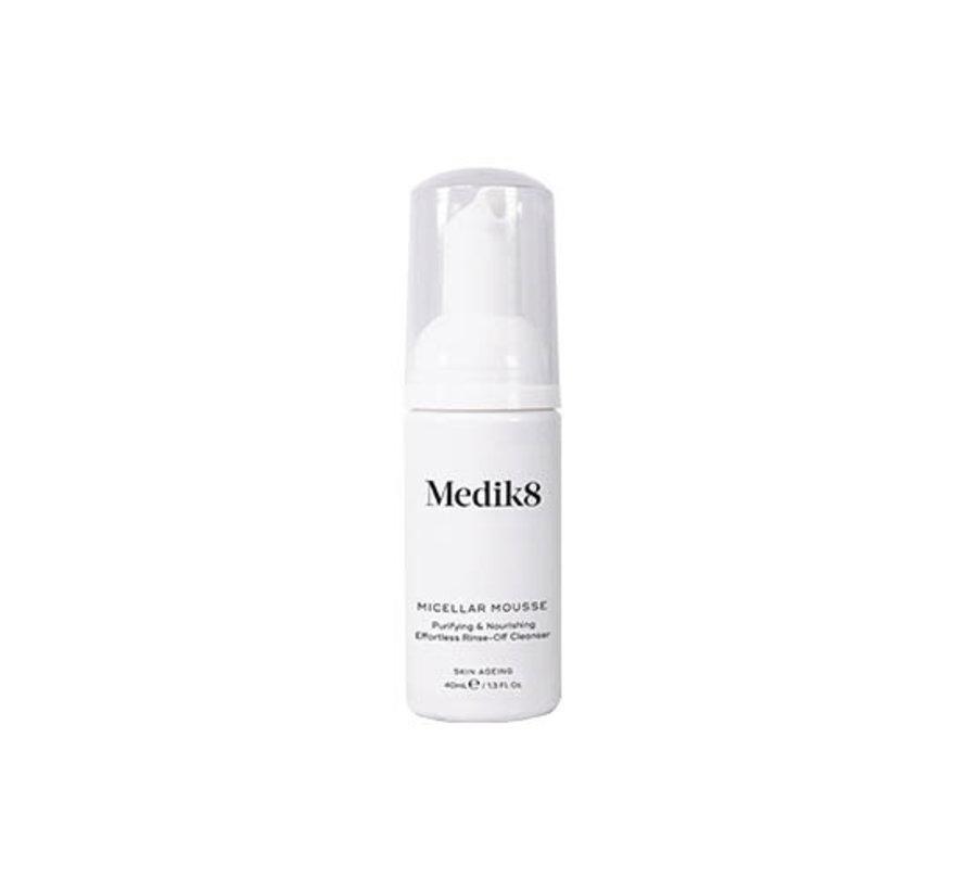 Medik8 Micellar Mousse 40ml
