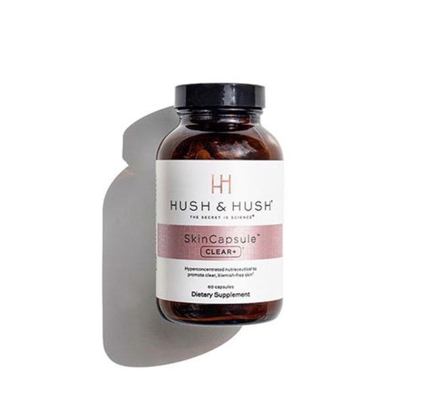 Hush & Hush SkinCapsule CLEAR + 60 caps.